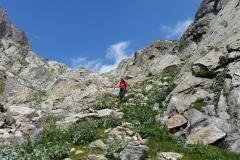 lacs bessons et cime de l'agnel (20)