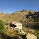 vallée des Merveilles départ lac des Mesches