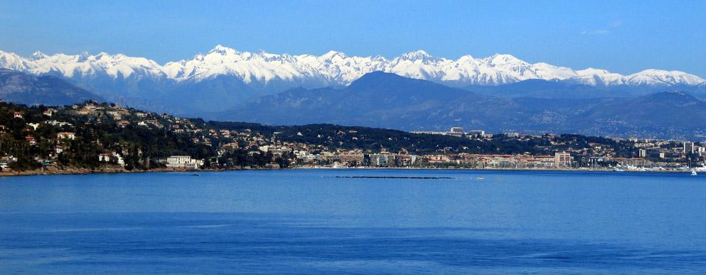 Mer Alpes Maritimes et Montagnes du Mercantour