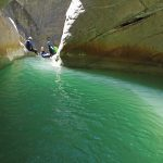 Canyoning dans le 06
