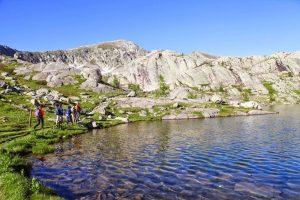Randonnée 2 jours Vallée des Merveilles