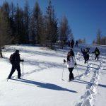 Raquettes à neige | Col de la Couillole | Brussière