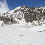Raquettes à neige dans la vallée des Merveilles
