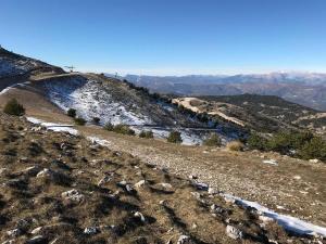 Cime du Cheiron au départ de Gréolières les neiges (1)