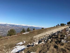 Cime du Cheiron au départ de Gréolières les neiges (2)