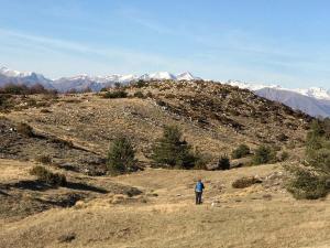 Cime du Cheiron au départ de Gréolières les neiges (23)