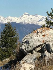 Cime du Cheiron au départ de Gréolières les neiges (8)