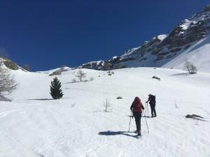Raquettes à neige Haut Var jeudi 16 mars (10)