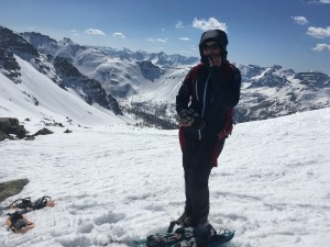 Raquettes à neige Haut Var jeudi 16 mars (26)