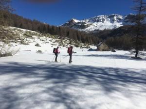 Raquettes à neige Haut Var jeudi 16 mars (3)