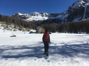 Raquettes à neige Haut Var jeudi 16 mars (4)