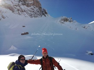 Ski de rando en Italie - Val Maira (1)