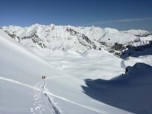 Ski de rando en Italie - Val Maira (11)