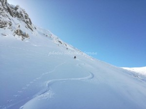 Ski de rando en Italie - Val Maira (15)