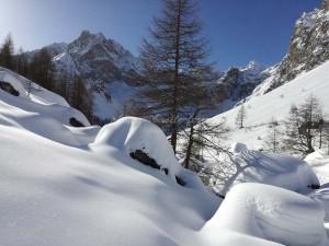 Ski de rando en Italie - Val Maira (2)