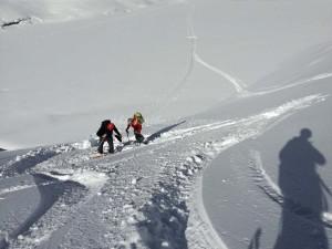 Ski de rando en Italie - Val Maira (26)