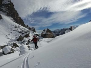 Ski de rando en Italie - Val Maira (31)