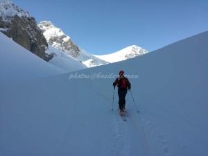 Ski de rando en Italie - Val Maira (4)