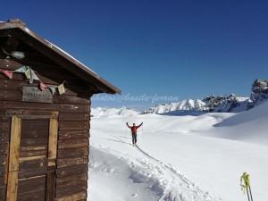 Ski de rando en Italie - Val Maira (5)