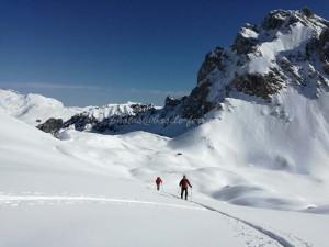 Ski de rando en Italie - Val Maira (6)