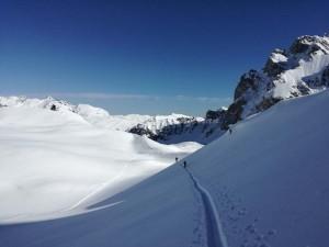 Ski de rando en Italie - Val Maira (9)