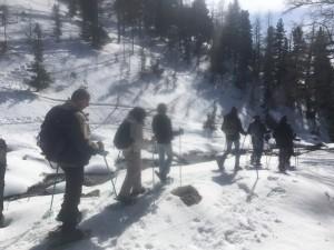 rando raquettes à neige 12 mars (11)