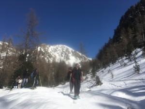 rando raquettes à neige 12 mars (12)