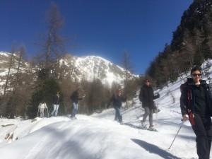 rando raquettes à neige 12 mars (13)