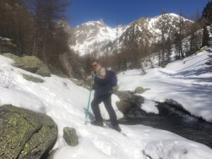 rando raquettes à neige 12 mars (2)