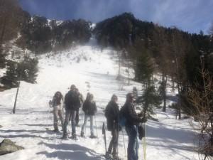 rando raquettes à neige 12 mars (5)