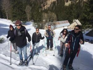 rando raquettes à neige 12 mars (6)