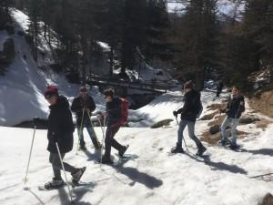 rando raquettes à neige 12 mars (7)
