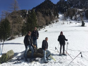 rando raquettes à neige 12 mars (8)