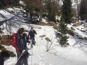 rando raquettes à neige 12 mars (9)